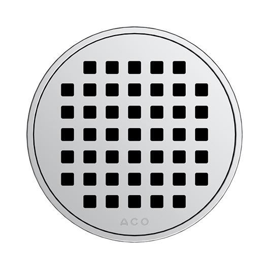Декоративная решетка Aco ShowerPoint Квадрат 5141.25.22