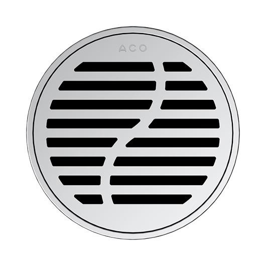 Декоративная решетка Aco ShowerPoint Волна 5141.25.28