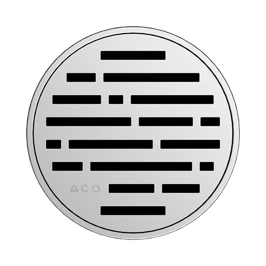 Декоративная решетка Aco ShowerPoint Микс 5141.25.30