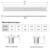 Душевой канал ACO ShowerDrain C 408728 (585 мм, вертикальный выпуск)