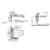 Унитаз-биде напольный TOTO MH Washlet EK 2.0 TCF6632G#NW1/CW161Y#XW/SW10044G1#W