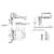Унитаз-биде напольный TOTO MH Washlet GL 2.0 TCF6532G#NW1/CW161Y#XW/SW10044G1#W