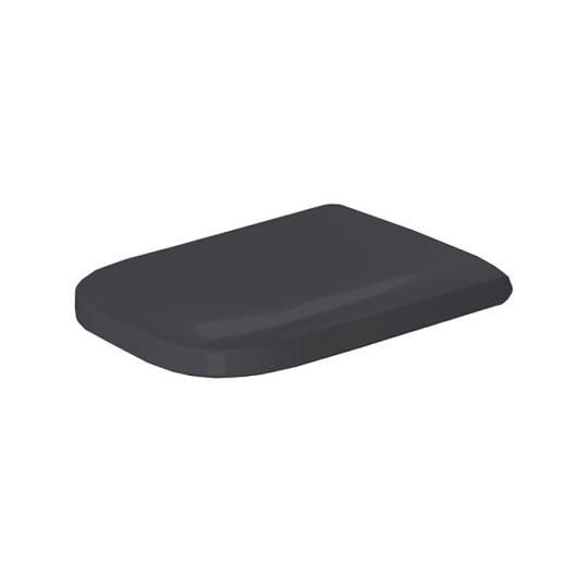 Сиденье с крышкой для унитаза Duravit Happy D.2 0064591300 SoftClose (антрацит матовый)