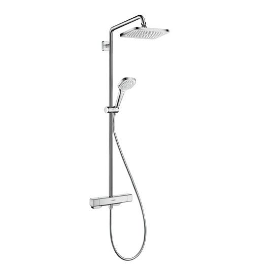 Душевая система Hansgrohe Croma E Showerpipe 280 1jet 27630000