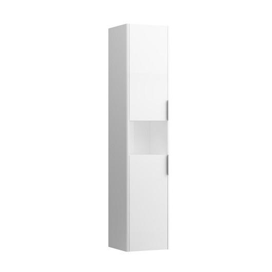 Шкаф высокий Laufen Base 0269.2 (4.0269.2.110.261.1, белый глянцевый)