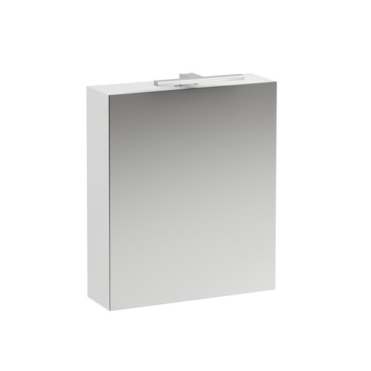 Зеркальный шкаф Laufen Base 0275.2 правый (4.0275.2.110.260.1, 600х700 мм)