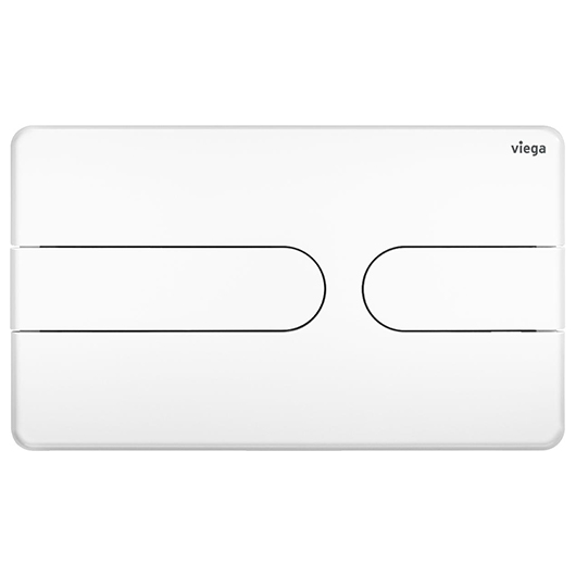 Панель смыва Viega Prevista Visign for Style 23 773151 (белый)