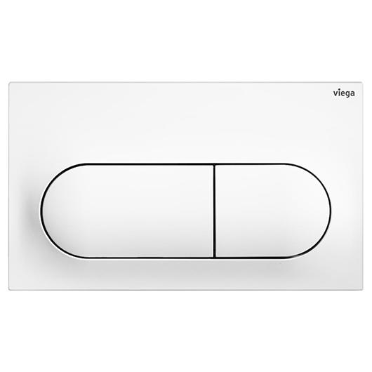 Панель смыва Viega Prevista Visign for Life 6 773762 (белый)