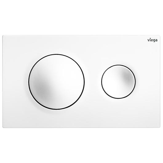 Панель смыва Viega Prevista Visign for Style 20 773793 (белый)