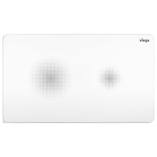 Панель смыва Viega Prevista Visign for Style 25 774356 (белый) бесконтактная