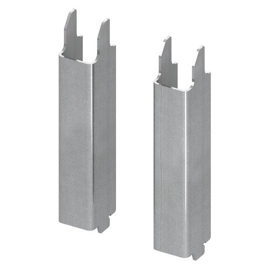 Комплект стальных кронштейнов TECE TECEprofil 9041029 для унитазов с уменьшенной высотой