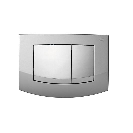 Панель смыва TECE TECEambia 9240253 (рамка хром матовый, клавиши хром глянцевый)