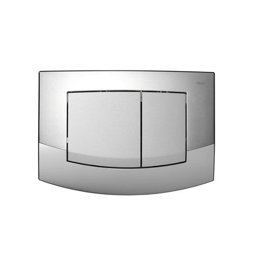 Панель смыва TECE TECEambia 9240254 (рамка хром глянцевый, клавиши хром матовый)