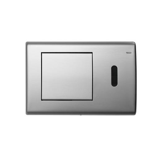 Панель смыва с ИК-датчиком TECE TECEplanus 9240352 (сатин), питание от сети 12 В