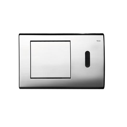 Панель смыва с ИК-датчиком TECE TECEplanus 9240353 (хром глянцевый), питание от сети 12 В