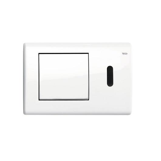 Панель смыва с ИК-датчиком TECE TECEplanus 9240368 (белый глянцевый), питание от сети 12 В