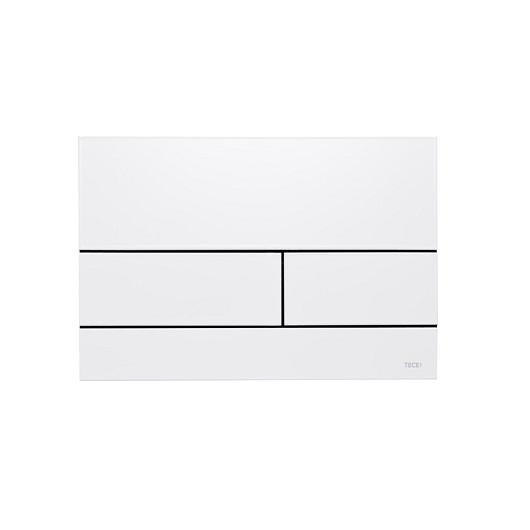 Металлическая панель смыва TECE TECEsquare ll 9240834 (белый матовый)