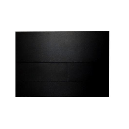Металлическая панель смыва TECE TECEsquare ll 9240833 (черный матовый)