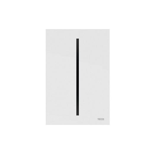 Электронная панель смыва для писсуара TECE TECEfilo 9242051 (белая), питание от батареи 7,2 В