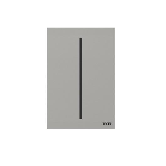 Электронная панель смыва для писсуара TECE TECEfilo 9242055 (хром глянцевый), питание от батареи 7,2 В