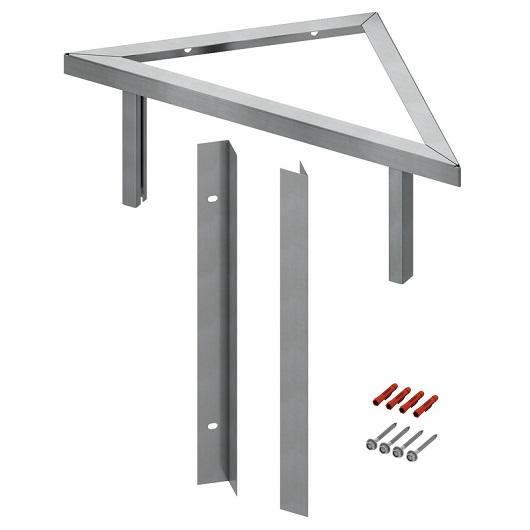 Комплект крепления к стене TECE TECEprofil 9380004 для углового монтажа