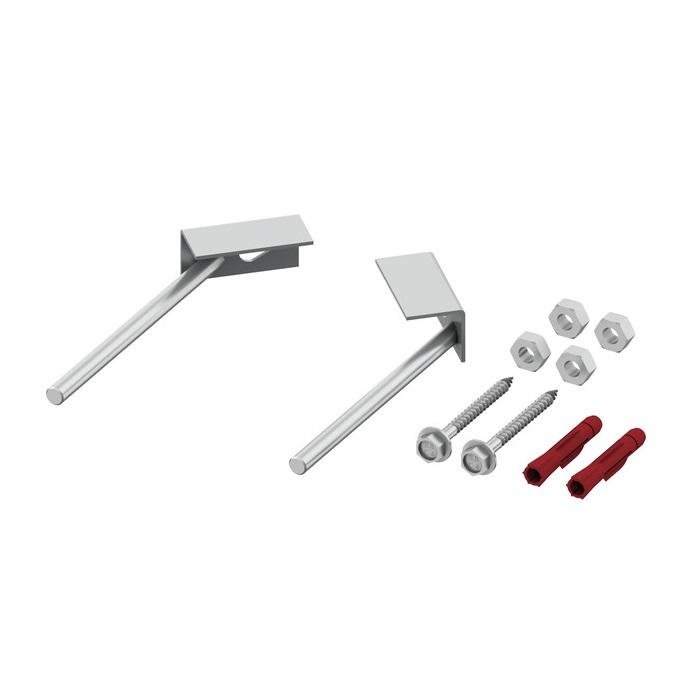Комплект крепления к стене TECE TECEprofil 9380301 угловой (45°)