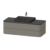Тумба под столешницу с раковиной Duravit Happy D.2 Plus HP497209292 (1300x550x408, Stone Grey Satin Matt)