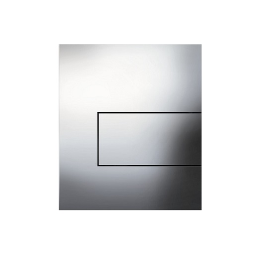 Металлическая панель смыва TECE TECEsquare 9242811 (хром глянцевый)