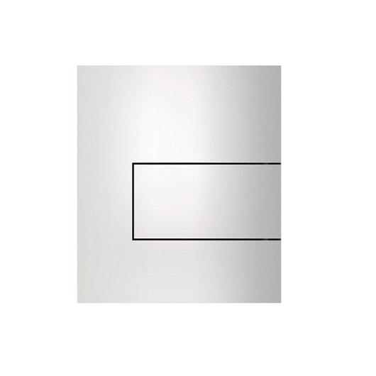 Металлическая панель смыва TECE TECEsquare 9242812 (белый глянцевый)