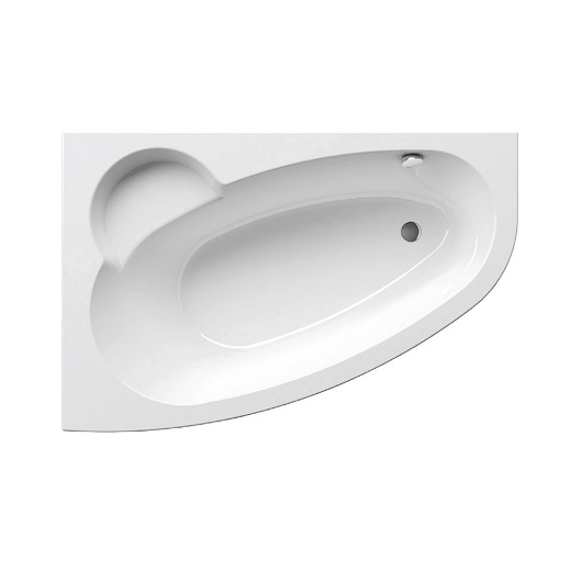 Ванна акриловая Ravak Asymmetric 170х110 L C481000000 (Левая)