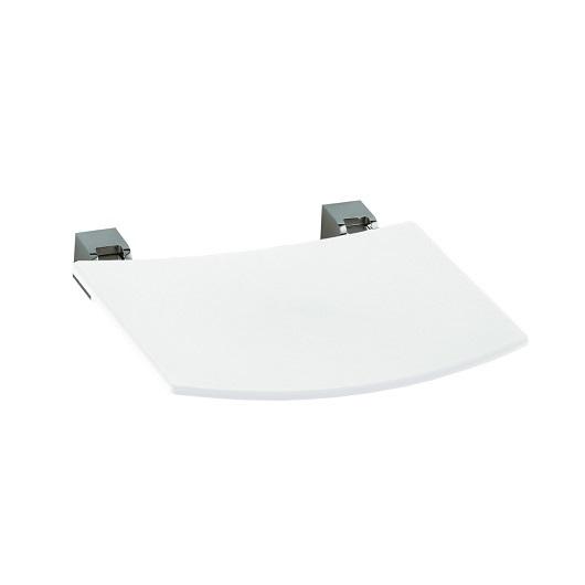 Сиденье для душа Keuco Plan 14980 010051 (белое)