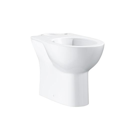 Чаша напольного унитаза Grohe Bau Ceramic 39349000 безободковая