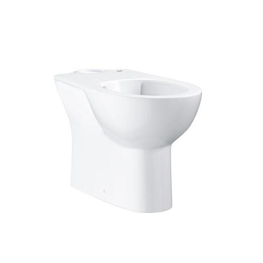 Чаша напольного унитаза Grohe Bau Ceramic 39429000 безободковая (вертикальный выпуск)