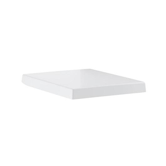 Сиденье с крышкой Grohe Cube Ceramic 39488000 с механизмом плавного закрывания