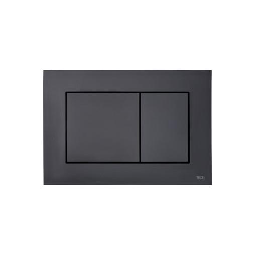 Панель смыва TECE TECEnow 9240407 (черная матовая)