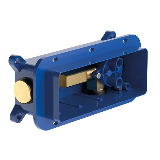 Скрытая часть смесителя для раковины Villeroy & Boch TVW00015200000