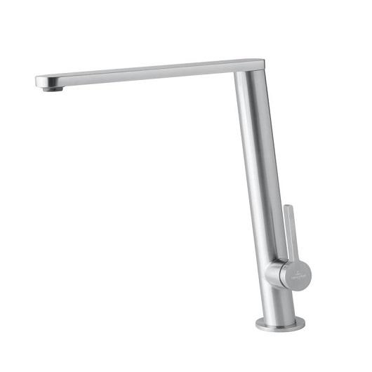 Смеситель для кухни Villeroy & Boch Finera Slope 927600LC (Stainless Steel)