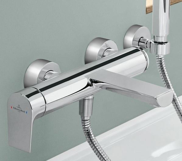 Смеситель для ванны Villeroy & Boch Liberty TVT10700100061