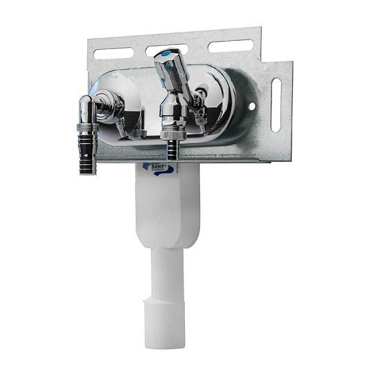 Сифон для стиральной/посудомоечной машины Sanit 31.606.00..0000 (31606000000) для скрытого монтажа