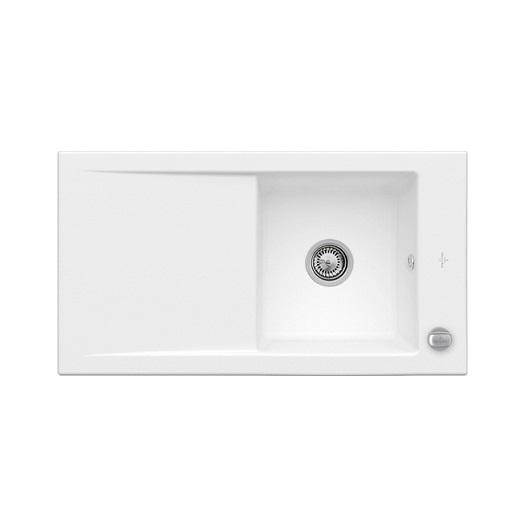 Кухонная мойка Villeroy & Boch Timeline 50 Flat 33072FR1 (3307 2F R1) CeramicPlus (865×475 мм)