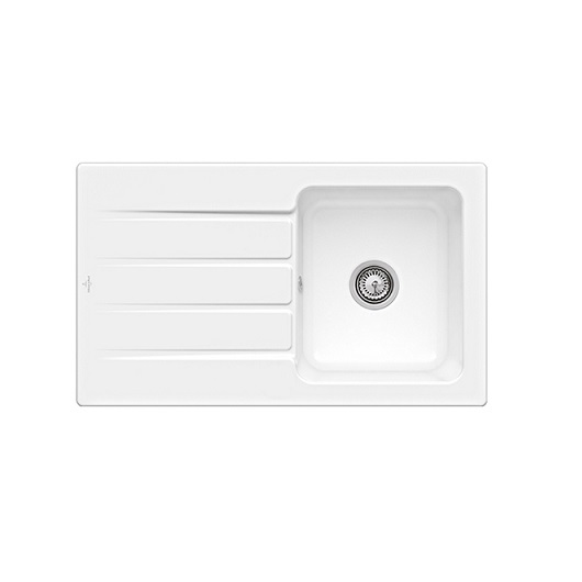 Кухонная мойка Villeroy & Boch Architectura 50 335001R1 (3350 01 R1) Ceramicplus (860×510 мм)