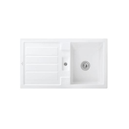 Кухонная мойка Villeroy & Boch Flavia 50 330501R1 (3305 01 R1) CeramicPlus (900×510 мм)