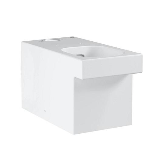 Чаша напольного унитаза Grohe Cube Ceramic 3948400H безободковая