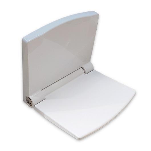 Сиденье со спинкой для душа Sanit 54.002.01..0000 (54002010000) SoftClose