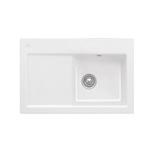 Кухонная мойка Villeroy & Boch Subway 45 671401R1 (6714 01 R1) CeramicPlus (780×510 мм)