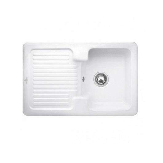 Кухонная мойка Villeroy & Boch Condor 45 674501R1 (6745 01 R1) CeramicPlus (800×510 мм)