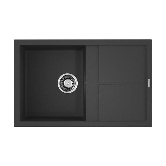 Мойка кухонная Omoikiri Sumi 79 BL 4993662 (черный, 790х500 мм)