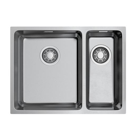Мойка кухонная Omoikiri Tadzava 58-2-U/I IN-L 4993774 чаша слева (нержавеющая сталь, 580х440 мм)