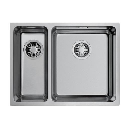 Мойка кухонная Omoikiri Tadzava 58-2-U/I IN-R 4993773 чаша справа (нержавеющая сталь, 580х440 мм)