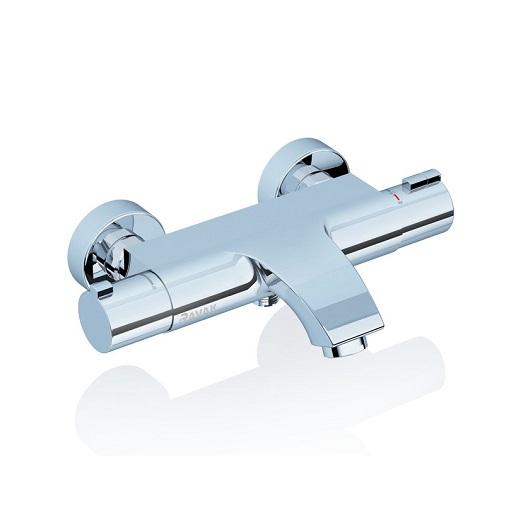 Смеситель для ванны термостатический Ravak Termo 200 TE 082.00/150 X070046